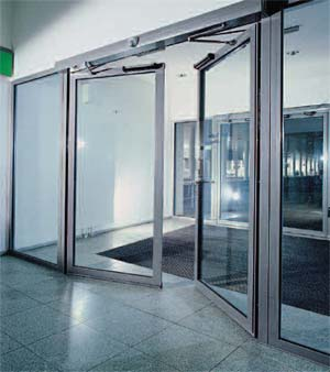 Automatic Entrance Doors, Dublin, Ireland