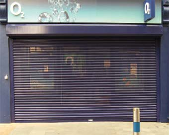 Commercial Roller Shutters Doorfix