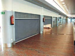 Fire Curtains, Roller Shutter Doors, Industrial Sliding Doors, Dublin Ireland