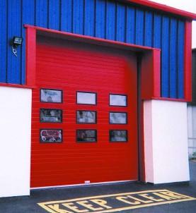 Sectional Overhead Doors, Roller Shutter Doors, Industrial Sliding Doors, Dublin Ireland